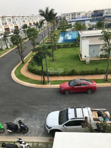 Cho thuê biệt thự Lovera Park 1 trệt 2 lầu, full nội thất - compound an ninh 24/7 ảnh 0