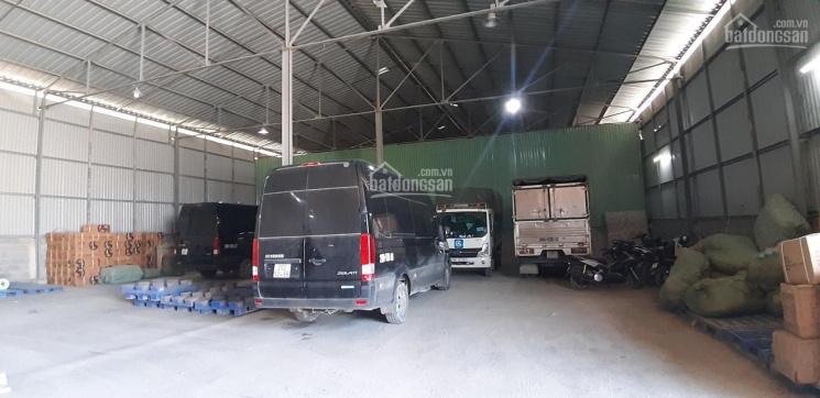 Cho thuê kho bãi Quận 7 kho mới xây dựng DT 150m hoặc 300m2 gần KCX Tân Thuận, Cảng Cát Lái xe cont ảnh 0