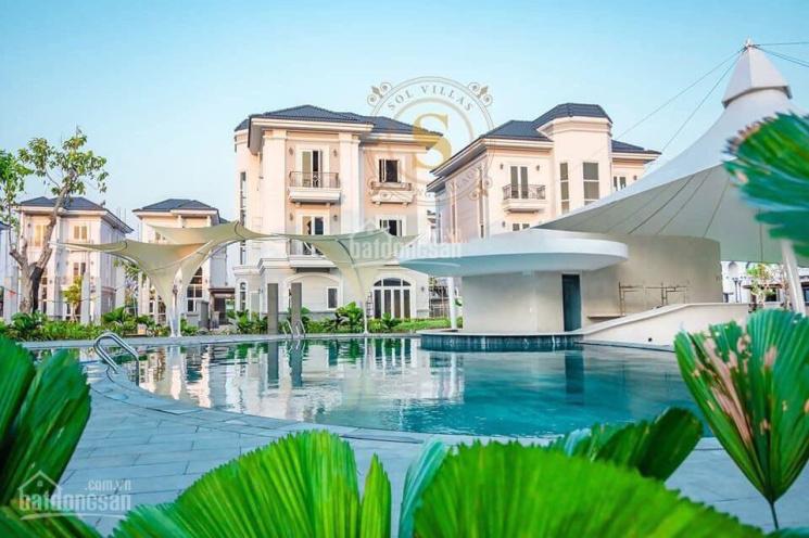 Bán nhiều căn chuyển nhượng Phố Đông Village - Sol Villas giá cực tốt, LH: 0902.746.319 ảnh 0