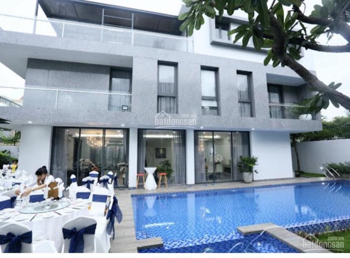 Bán căn villa sang trọng 700m2 tại Thảo Điền Q. 2. DT: 20x35m 3 tầng + hồ bơi + có nội thất cao cấp ảnh 0