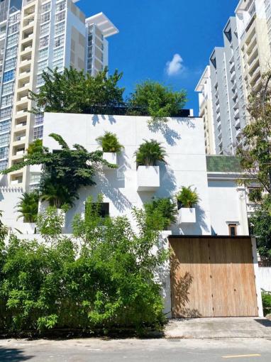 Bán căn biệt thự hiện đại đẹp mê tại An Phú Quận 2 12x20m, hầm 2 lầu ST + hồ bơi + nội thất cao cấp ảnh 0