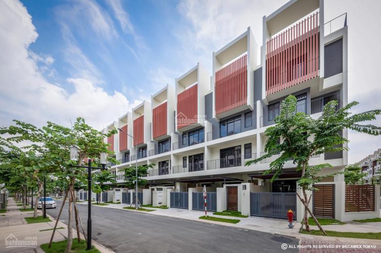 Nhà phố Midori Park CĐT Becamex Tokyu, thanh toán 50% nhận nhà thanh toán 5 năm 0 lãi suất Ck 5% ảnh 0