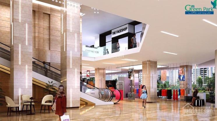 Mở bán shophouse, kiot Green Park Phương Đông mặt đường quận Hoàng Mai ảnh 0