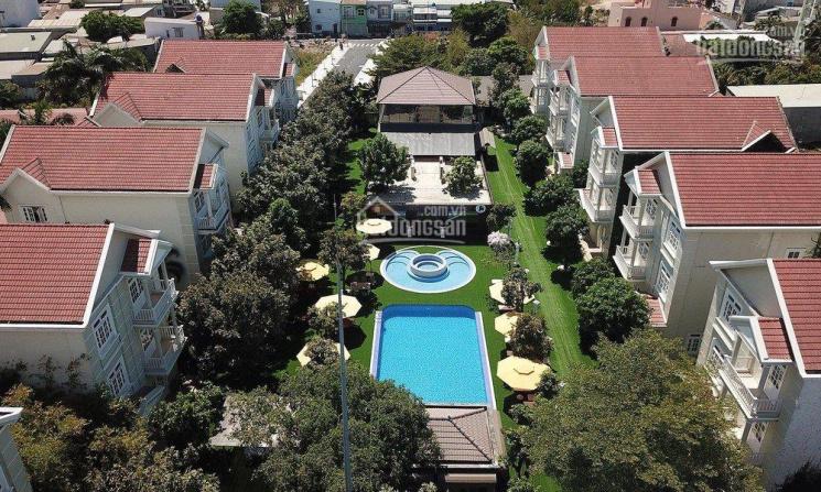 Bán diện tích đất 9.850m2 hiện hữu đã có tổ hợp 10 căn Villa P. An Phú Đông LK Q. Gò Vấp TP HCM ảnh 0