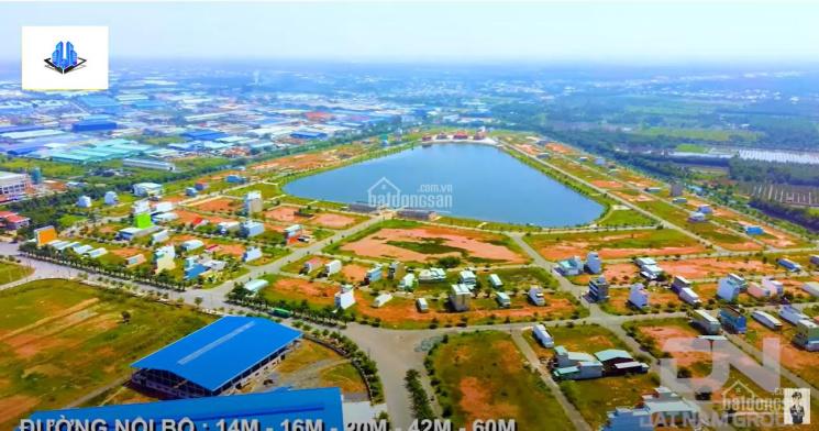 Bán đất dự án KĐT Hương Sen Garden đối diện KCN Tân Đô sổ hồng riêng từng nền chính chủ ảnh 0