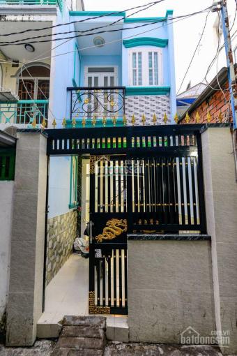 Cần bán nhà phố hẻm Đoàn Văn Bơ - Quận 4 ảnh 0