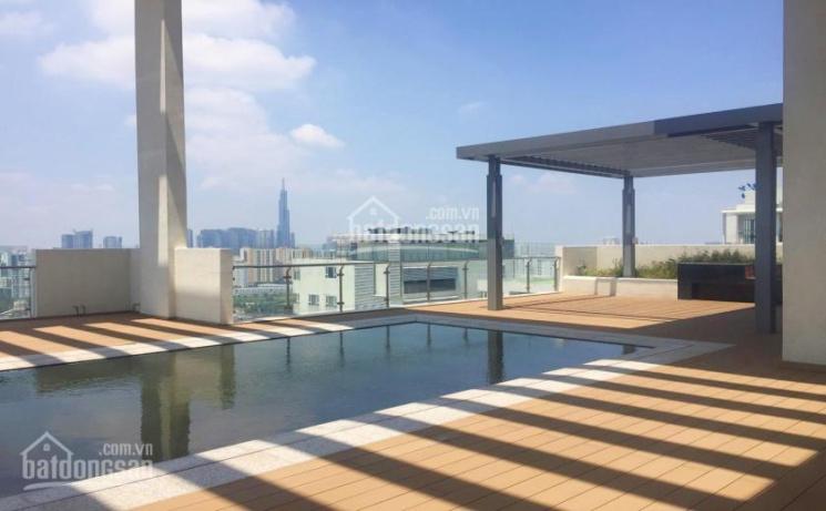 Hot! 3 căn sky villa - view sông Sài gòn, cầu Phú Mỹ & trung tâm Q1 - có hồ bơi, sân vườn riêng ảnh 0