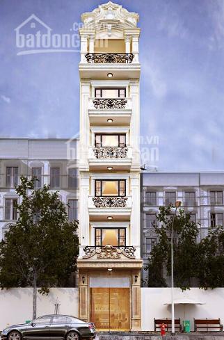 Góc 2 mặt tiền đoạn 2 chiều Trần Hưng Đạo (Q5), 4.85x21m, 7 lầu, HĐ 100 triệu, giá chỉ 34.9 tỷ ảnh 0