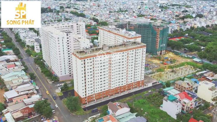 Chính chủ cần bán căn hộ Green Town Bình Tân ở liền, DT 63.2m2/2PN - 2WC tầng trung, giá 1.63 tỷ ảnh 0