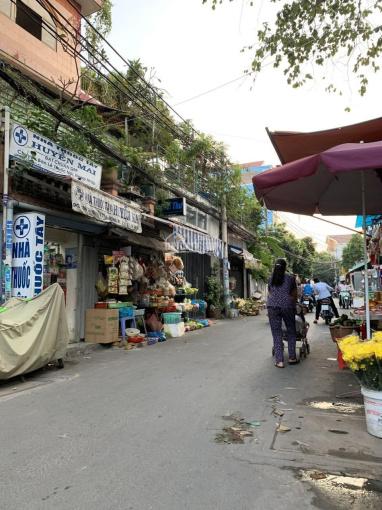 CC bán nhà HXT mặt tiền chợ 8m đường Nguyễn Văn Lượng, P17, GV. DT 4,5x20m, 3 lầu, giá 7,3 tỷ TL ảnh 0