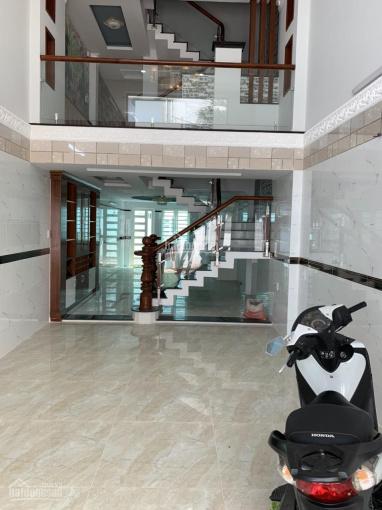 Bán nhà Nguyễn Văn Lượng - Lotte Mart, Gò Vấp, DT 4x17m trệt lửng 3 lầu, giá 6 tỷ, LH: 0902958586 ảnh 0