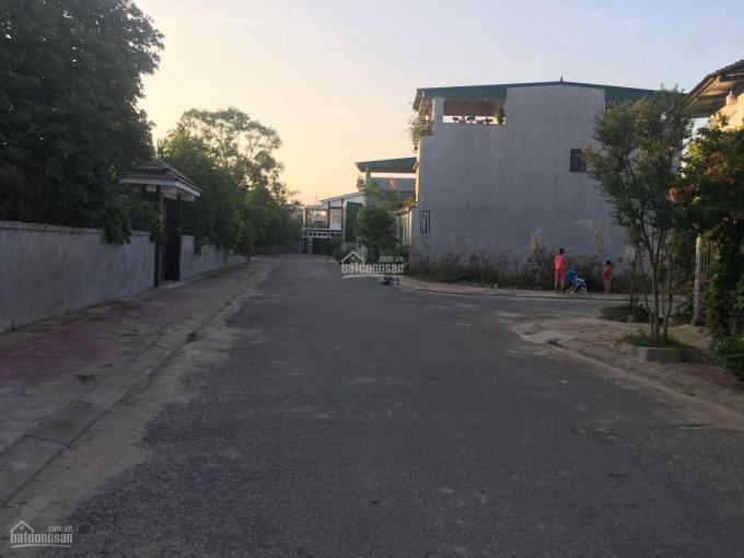 Bán lô góc đẹp, hai mặt đường 10m, sang tên ngay, xây dựng tự do, P. Đông Vĩnh, giá đầu tư ảnh 0