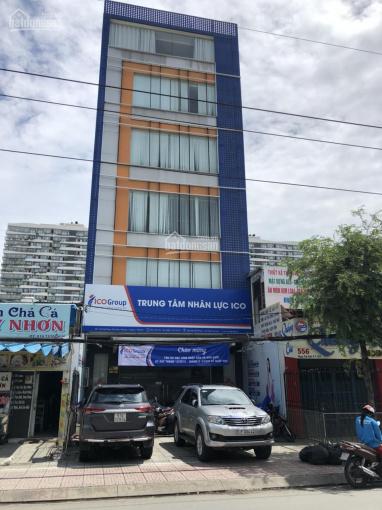 Cho thuê nhà MT Phạm Thế Hiển, DT: 8m x 15m, 1 trệt, 4 lầu, quận 8 ảnh 0