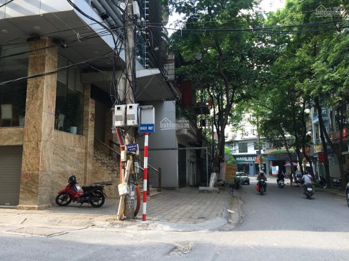 Bán nhà 5 tầng lô góc DT 71m2 ngõ 106 Hoàng Quốc Việt, ngõ thông KD phố Nghĩa Đô 2 ôtô tránh nhau ảnh 0