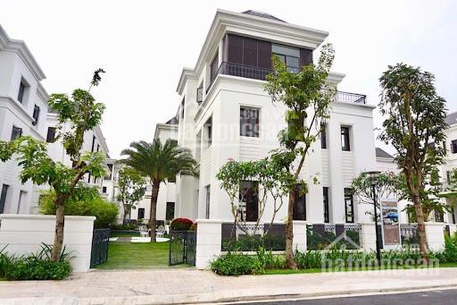 Chính chủ bán gấp biệt thự Vinhomes 370m2 căn góc nội thất đầy đủ, 110 tỷ view đẹp. LH 0973317779 ảnh 0
