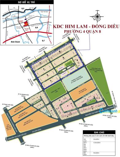 Chọn lọc những sản phẩm đất nền KDC Đồng Diều, Phường 4, Quận 8. Sổ riêng đầy đủ, gọi: 0901537025 ảnh 0