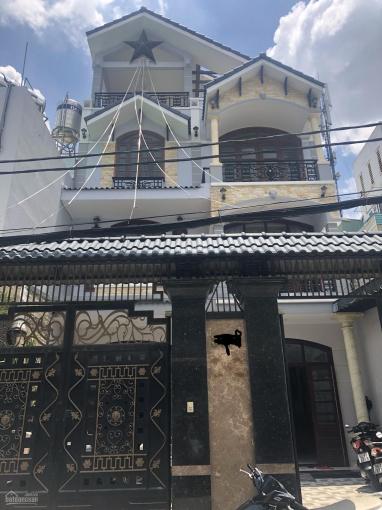 Cần bán gấp biệt thự mini đường nội bộ Đô Đốc Long, P Tân Quý, Q Tân Phú, DT 12.5x23m. Trệt 3 lầu ảnh 0