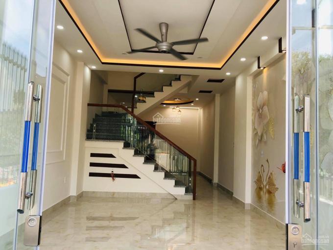 Cho thuê nhà Trung Kính 70m2 x 4 tầng mặt tiền 5m thông sàn, LH: 0918915791 ảnh 0