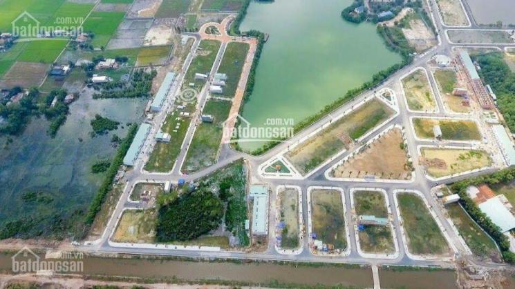 Bán đất KĐT Lý Thái Tổ, Đại Phước, Nhơn Trạch, gần cầu Cát Lái, giá 9tr/m2, SHR, LH 0901194345 ảnh 0