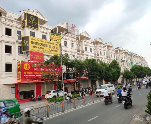 Cho thuê nhà phố thương mại Cityland mặt tiền Phan Văn Trị giá chỉ 55tr, LH: 0836.311.286 ảnh 0