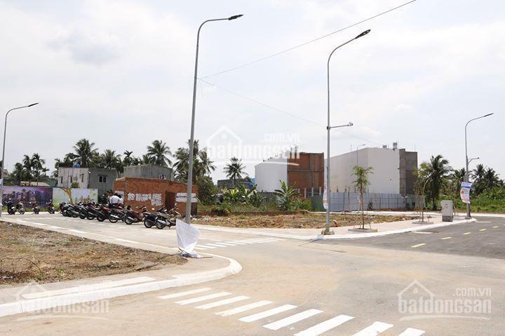 Bán đất Đặng Thuỳ Trâm, quận Bình Thạnh, ngay cầu Bình Lợi, sổ hồng riêng, LH: 0857833779 ảnh 0