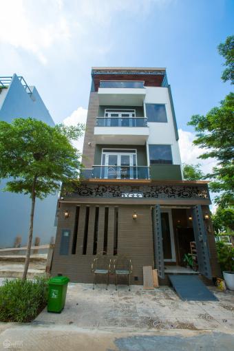 Bán căn nhà phố ở Jamona City giá tốt khu A, B, I DT 85m2 - 100m2, đường 20m, LH: 0901424068 Mr.Sơn ảnh 0