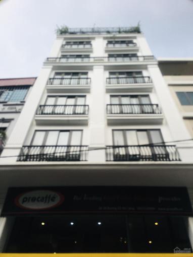 Chính chủ bán toà nhà 8 tầng thiết kế căn hộ 20 phòng khép kín full nội thất Hồ Tùng Mậu ảnh 0