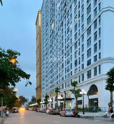 Bán sàn kiot thương mại tầng 1 Chung cư cao cấp B6 Giảng Võ, Quận Ba Đình, Hà Nội.