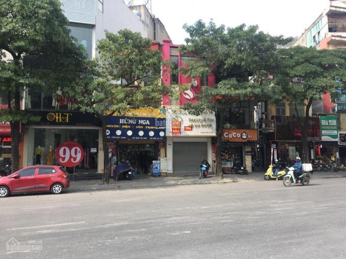 Cho thuê nhà MP Trần Duy Hưng. DT 100m2 * 3T, MT 5m, giá 77,914 triệu/tháng ảnh 0