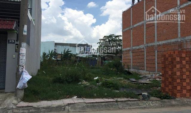 Bán 80m2 đất SHR MT Huỳnh Văn Nghệ, gần trường DH mở, Phú Lợi, TDM, giá 1,6 tỷ, LH 0902760457 ảnh 0