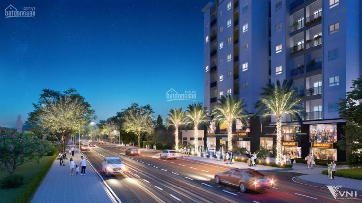 Shophouse tầng trệt dự án 200 căn hộ - đối diện hồ bơi, phù hợp KD, cho thuê từ 20 - 25 tr/tháng ảnh 0