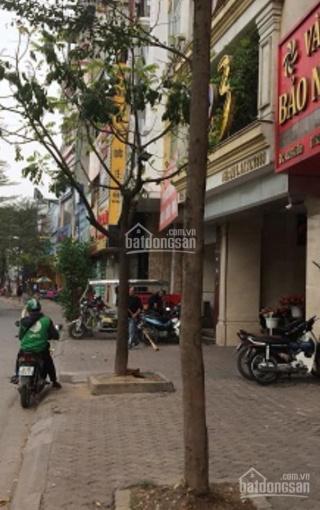 Bán gấp nhà phố Nguyễn Khánh Toàn CG vỉa hè ô tô KD sầm uất 57m2, 7T, 11.7 tỷ. LH 0397550883 ảnh 0