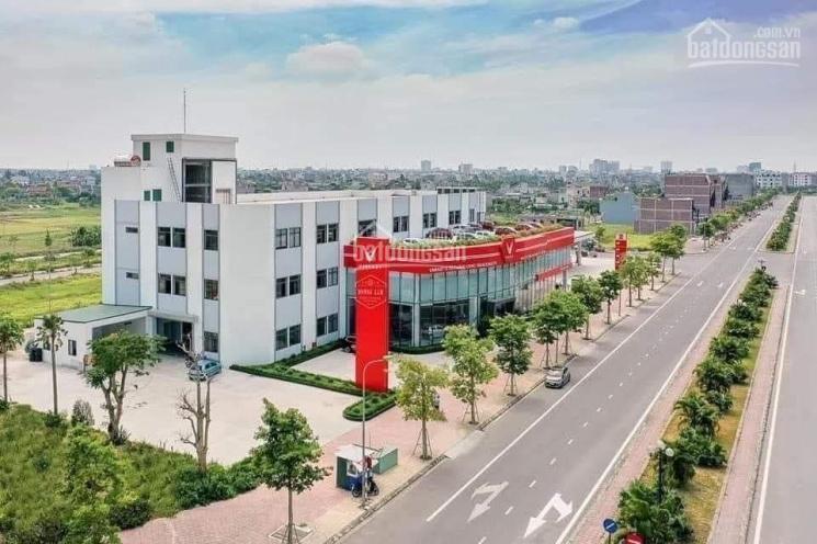 Bán lô đất 56m2 dự án Kỳ Đồng, sau ô tô Vinfast, giá 1,6xx tỷ. Liên hệ: 0988495111 ảnh 0