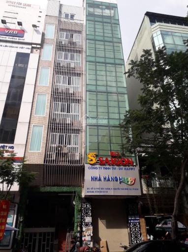 Cho thuê nhà NC 12 Phó Đức Chính, P. Nguyễn Thái Bình Quận 1, nhà 8 tầng TM ảnh 0