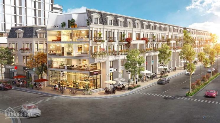 Bán căn shophouse ngoại giao mặt đường Long Hưng, dự án TNR Đông Mỹ Thái Bình, giá ưu đãi ảnh 0