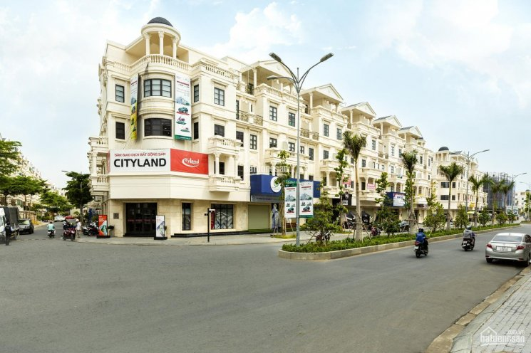 Chính chủ cho thuê văn phòng Cityland 40m2 giá chỉ 7tr/th có sẵn máy lạnh, hầm để xe, LH 0836311286 ảnh 0