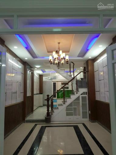 Bán gấp nhà sổ riêng 1 lầu 2PN, diện tích 4x16m, hẻm 1982 Huỳnh Tấn Phát KP7 Nhà Bè. Hỗ trợ vay ảnh 0