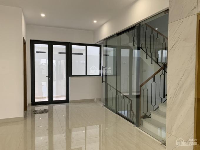 Cho thuê tòa nhà Vạn Phúc 7x20m, 1 hầm + 4 lầu - Thủ Đức 40tr/th ảnh 0