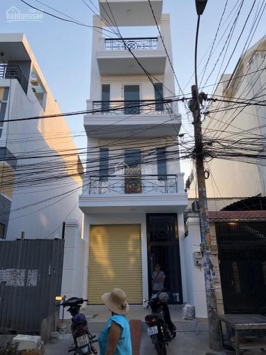 Bán nhà mặt tiền ngay khu công nghiệp Tân Bình, nhà mới, 4x25m.đang thu nhập 25 triệu/tháng ảnh 0