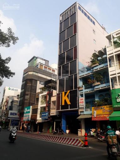Bán tòa nhà MT cách Nguyễn Huệ 1.5 km, 5.5x31m nở hậu 19m, CN 270m2, 8 tầng, DTS 1.400m2, 37 tỷ TL ảnh 0