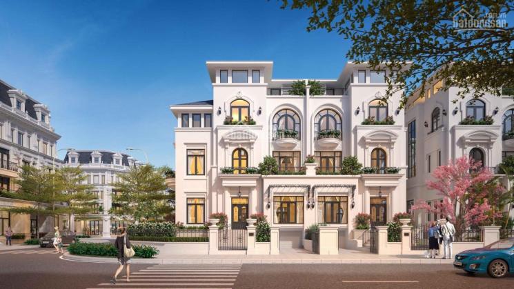 Bán biệt thự phong cách tân cổ điển siêu đẹp Louis City Hoàng Mai giá gốc trực tiếp CĐT ảnh 0