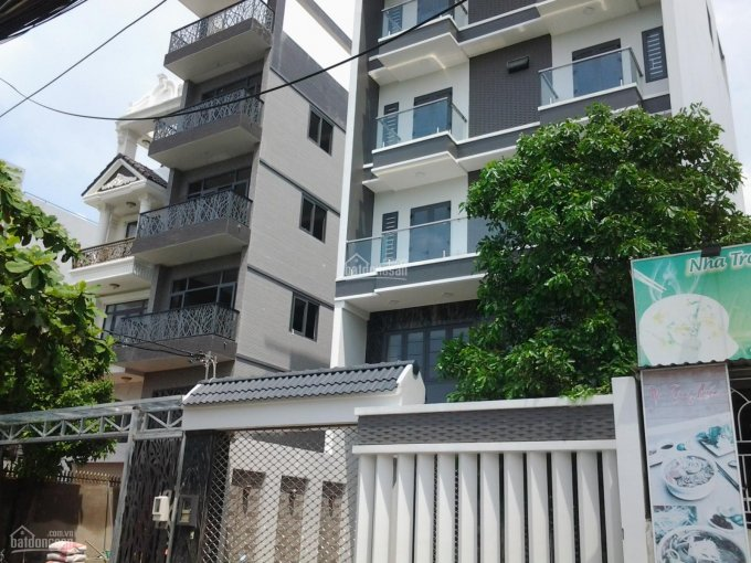 Cần bán khách sạn mới xây đẹp 21 phòng mặt tiền đường 42, phường Bình Trưng Đông, Q2 ảnh 0