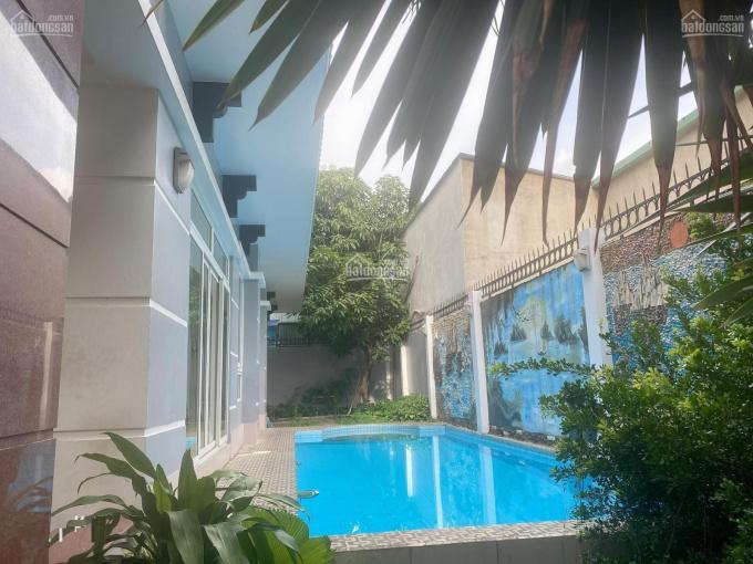 Cho thuê villa có hồ bơi P. An Phú, giá chỉ 45 triệu/tháng ảnh 0