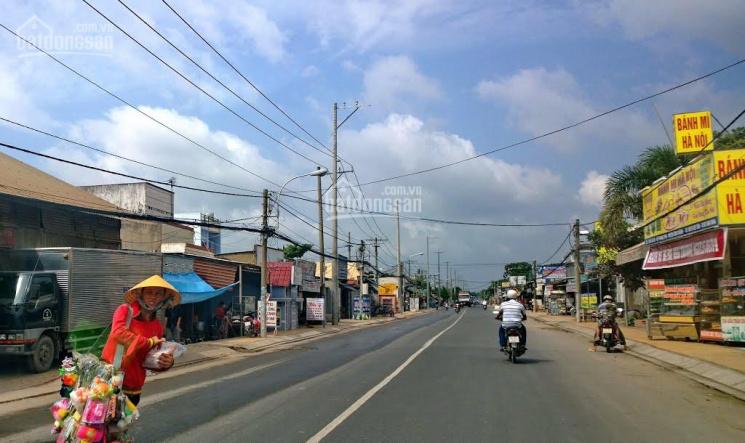 Cần bán gấp lô đất ngã tư Thuận Thành, Cần Giuộc, 150m2 giá 650tr ảnh 0
