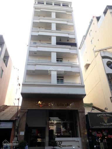 Bán tòa nhà MT cách Nguyễn Huệ 1.5 km, 5.5x31m nở hậu 19m, CN 270m2, 8 tầng, DTS 1.400m2, 42 tỷ TL ảnh 0