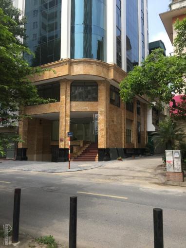 Chính chủ bán tòa văn phòng 9 tầng mặt phố Phạm Tuấn Tài, giá 60 tỷ ảnh 0