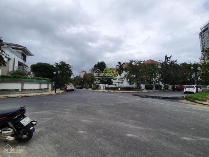 Bán đất biệt thự Euro Village 2, đối diện công viên giá rẻ, Hòa Xuân ảnh 0