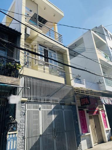 Bán nhà hẻm 6m Gò Dầu, P. Tân Quý, 4mx13m đúc 2 lầu nhà đẹp giá 6tỷ3 TL, vị trí đẹp thông thoáng ảnh 0