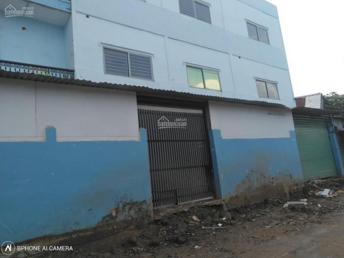 Nhà xưởng mặt tiền đường Tô Ký, xã Tân Xuân, Huyện Hóc Môn, đường lớn, cho thuê giá rẻ