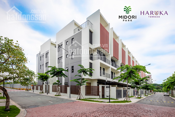 Mở bán nhà phố liền kề tại nội khu đô thị Midori - thành phố mới Bình Dương - 0908204116 ảnh 0